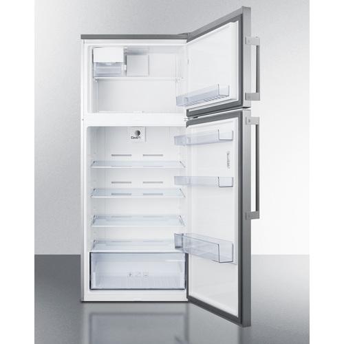 FF1512SSIM Refrigerator Freezer Open