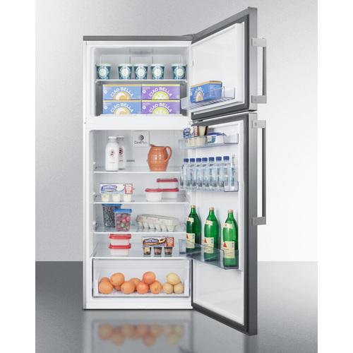 FF1511SS Refrigerator Freezer Full