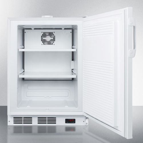 ACF48W Freezer Open