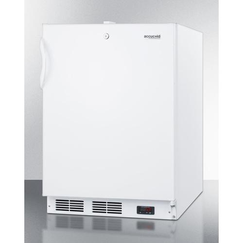 ACF48W Freezer Angle