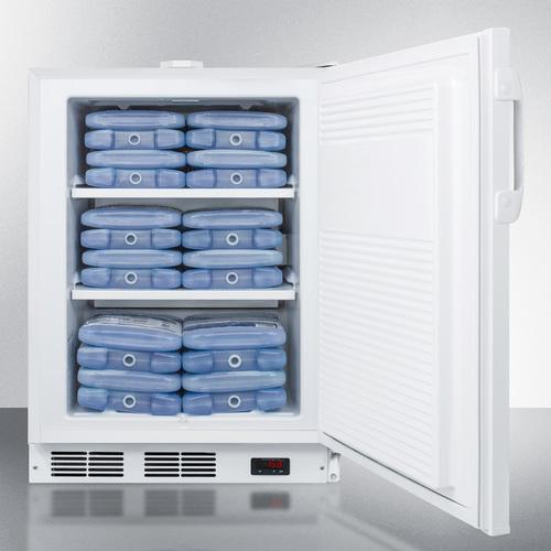 ACF48W Freezer Full