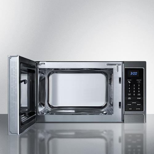 SCM853 Microwave Open