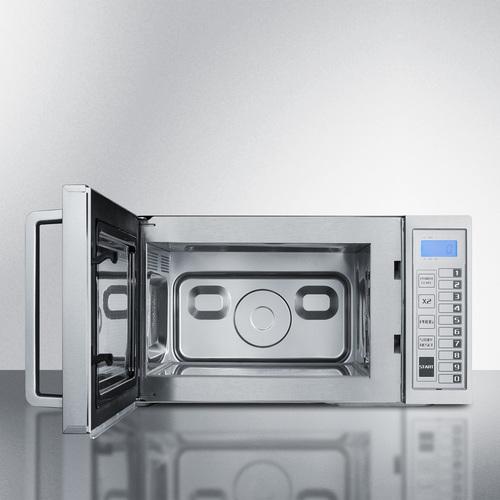 SCM1000SS Microwave Open