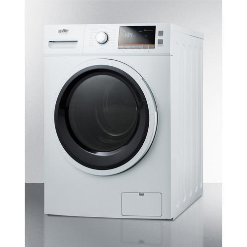 SPWD2200W Washer Dryer Angle