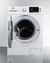 SPWD2200W Washer Dryer Open