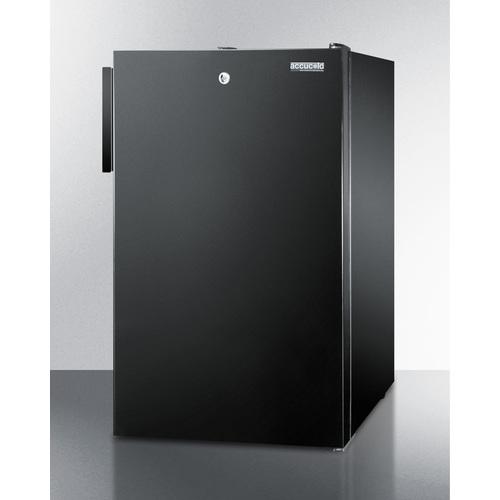 FS408BLBI Freezer Angle