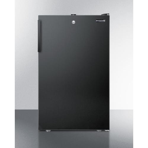 FS408BLBI Freezer Front