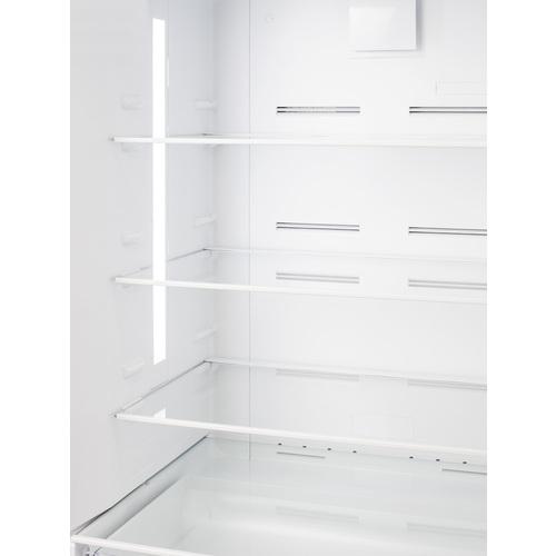 FFBF286SS Refrigerator Freezer Light