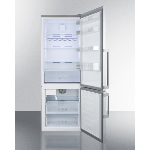 FFBF287SSIM Refrigerator Freezer Open