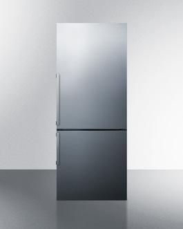 FFBF287SSIM Refrigerator Freezer Front
