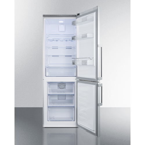 FFBF246SS Refrigerator Freezer Open