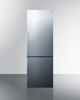 FFBF247SSIM Refrigerator Freezer Front