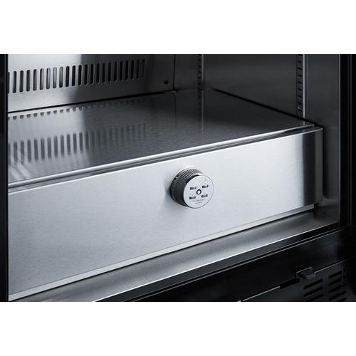 SCR610BL Refrigerator Detail