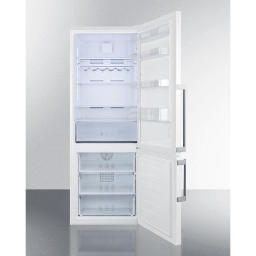FFBF281W Refrigerator Freezer Open
