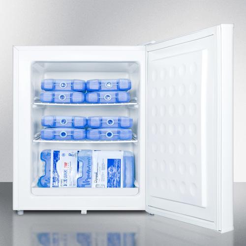 FS30L7MED Freezer Full