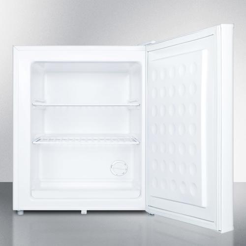 FS30L7MED Freezer Open