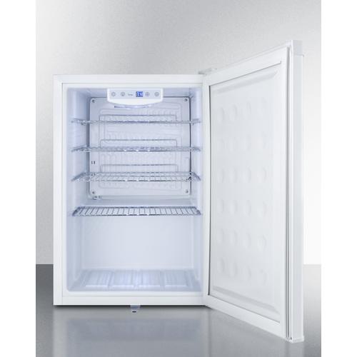 FF31L7 Refrigerator Open