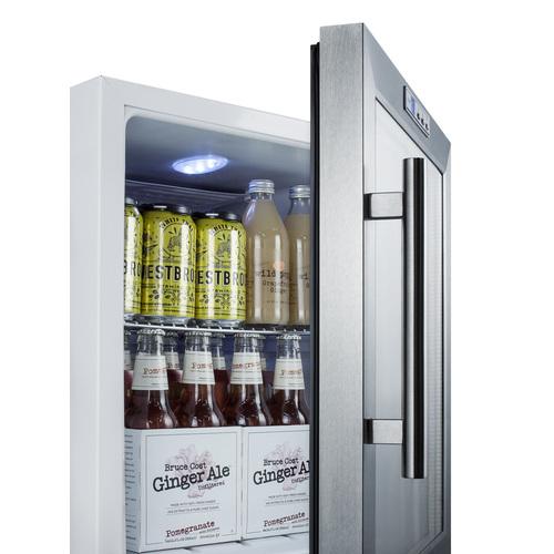 SCR215L Refrigerator Detail