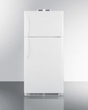 BKRF18W Refrigerator Freezer Front