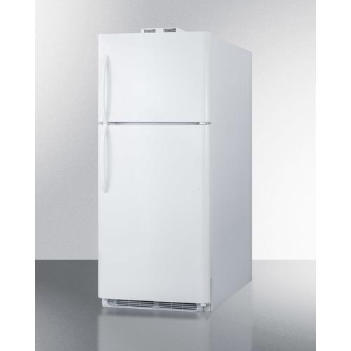BKRF21W Refrigerator Freezer Angle