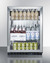 SCR610BL Refrigerator Full