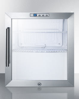 SCR215LCSS Refrigerator Front