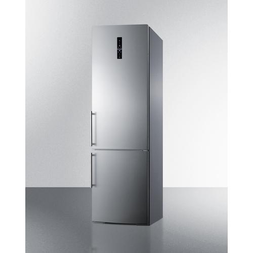 FFBF181ESIM Refrigerator Freezer Angle
