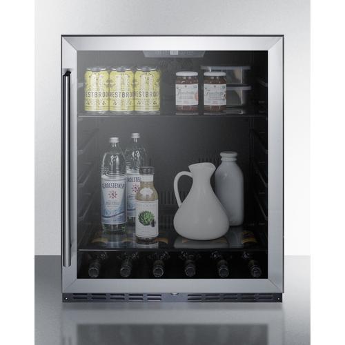 AL57G Refrigerator Full