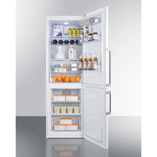 FFBF241W Refrigerator Freezer Full