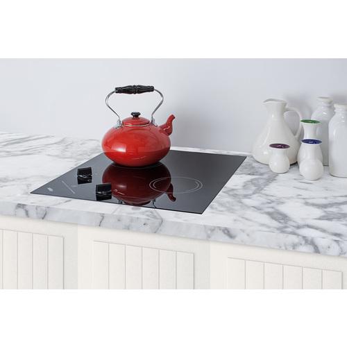 CR2B223G Electric Cooktop Set