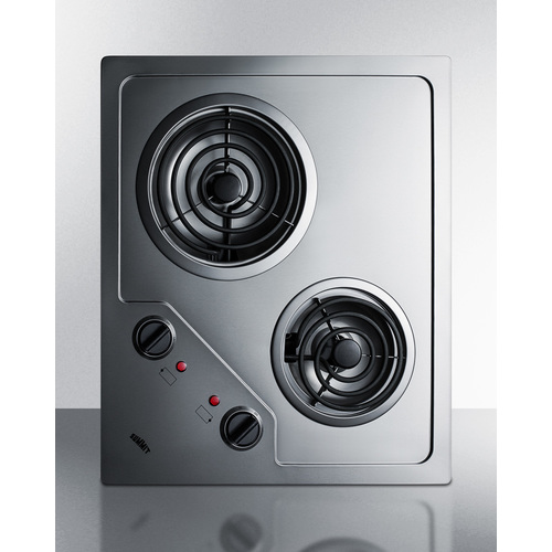 CR2B224S Electric Cooktop Front