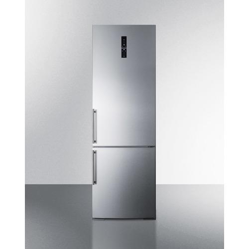 FFBF249SSBI Refrigerator Freezer Front