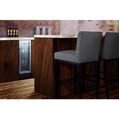 SCR1225B Refrigerator Set