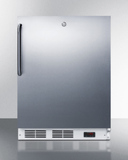 VT65MLSSTBADA Freezer Front