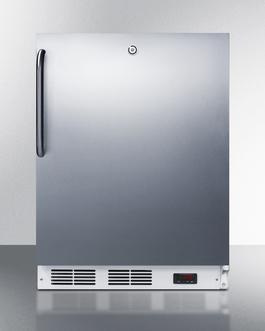 VT65ML7BISSTBADA Freezer Front