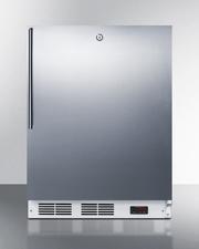 VT65MLSSHVADA Freezer Front