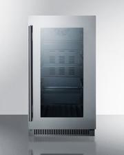 CL181WBV Refrigerator Front