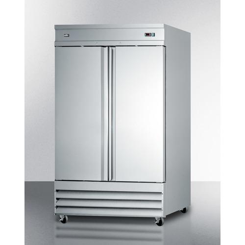 SCFF496 Freezer Angle