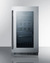 CL181WBVCSS Refrigerator Front
