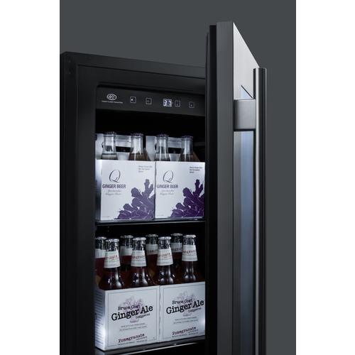 CL181WBVCSS Refrigerator Detail