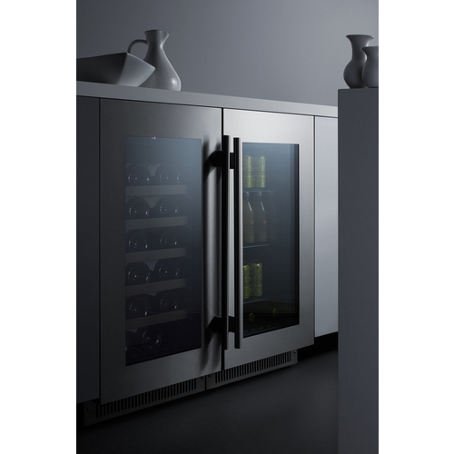 CL181WBVCSS Refrigerator