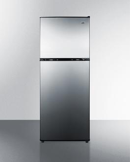 CP972SS Refrigerator Freezer Front