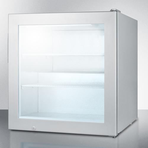 SCFU386 Freezer Angle