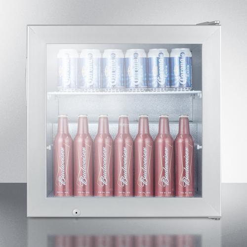 SCFU386FROST Freezer Full