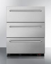 EQFM3D Freezer Front