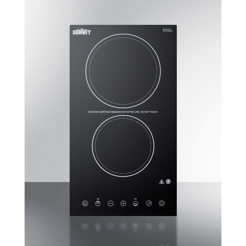 CR2B23T3B Electric Cooktop Front