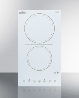 CR2B23T4W Electric Cooktop Front