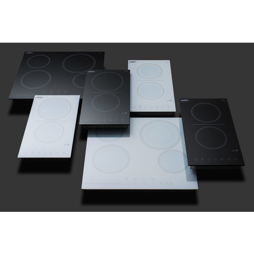 CR2B23T4W Electric Cooktop Group