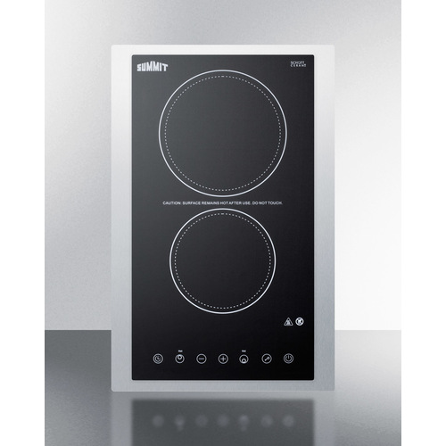 CR2B23T3BTK15 Electric Cooktop Front
