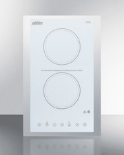 CR2B15T2WTK15 Electric Cooktop Front